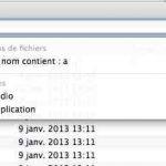 Finder ne trouve pas tous les fichiers du Mac – Comment faire ?