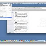 Passer de Outlook sur Mac (ou entourage) à l'application Mail – Mac OS X