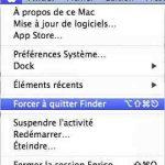 Forcer à quitter une application sous Mac OS X – Tutoriel MAC OS X