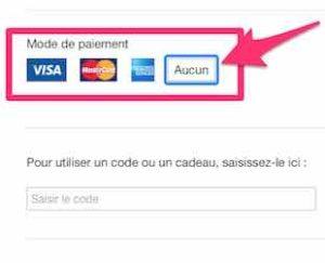 Créer un compte App Store / Itunes Store sans carte bancaire