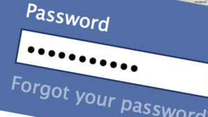 Comment changer le mot de passe de mon compte Facebook