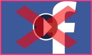 Désactiver la lecture automatique des vidéos Facebook
